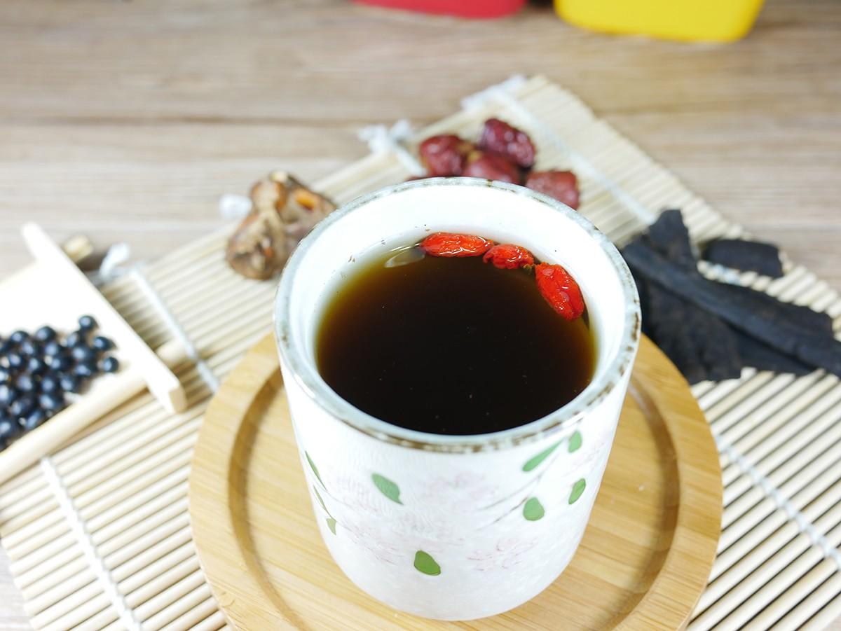 黑豆杜仲茶7大包可煮35000CC的量