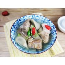 無中藥養生湯(月子餐/小產餐/術後餐)10碗免運